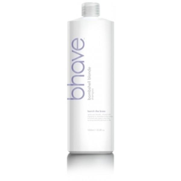 Bhave Bombshell Blonde Shampoo 1000ml